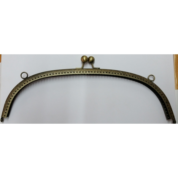 Boquilla Bolso 10x28 color oro viejo