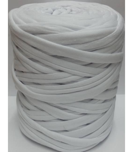 Bobina trapillo 13cm Blanco
