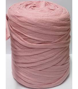 Bobina trapillo 13cm Rosa Palido Tela