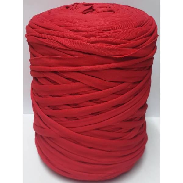 Bobina trapillo 13cm Rojo Lycra