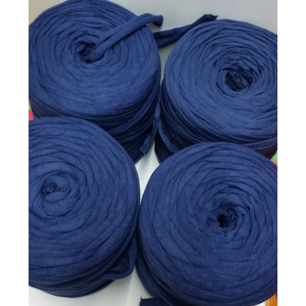 4-BOBBIN, PACK T-SHIRT YARN 13cm of Suppper color